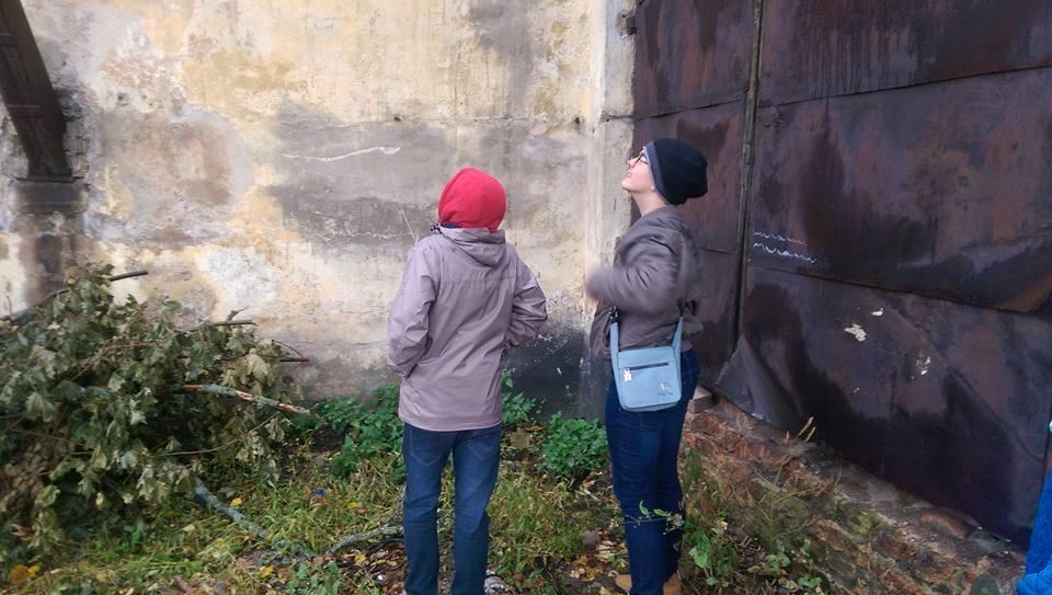 В поисках заброшенных храмов