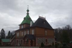 Паломничество в Пюхтицы