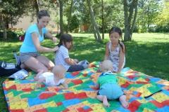Семейный трудовой лагерь