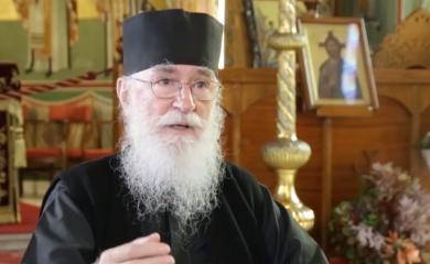 Интервью с афонским старцем Никоном